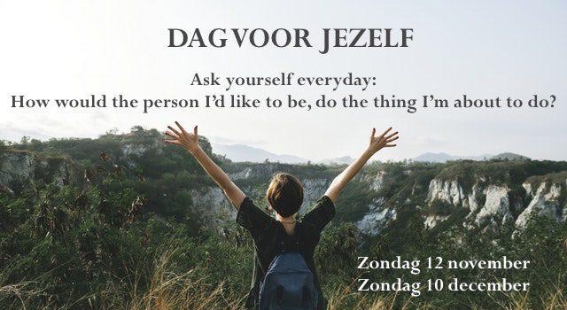 Dag Voor Jezelf – Leer luisteren naar je ware zelf
